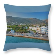 Sifnos, Greece Throw Pillow
