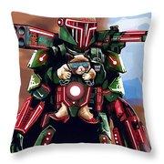 Star Wars Galactic Heroes Art Throw Pillow