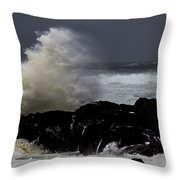The Adobe Throw Pillow