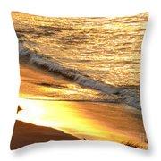 Black Sand 1 Throw Pillow