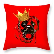 Top Dog Collection Throw Pillow