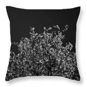 Treetop Throw Pillow