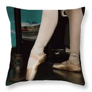 6155 Alexa Throw Pillow