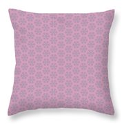 Arabesque 064 Throw Pillow