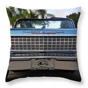 63 Impala Throw Pillow
