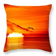 6.31.24 Am April 17-2016 Two 3  Throw Pillow