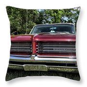 64 Bonneville Throw Pillow