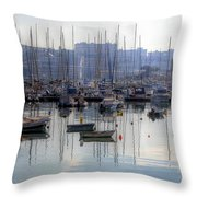 Valletta, Malta Throw Pillow