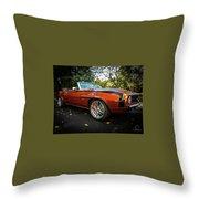 '69 Camaro Throw Pillow