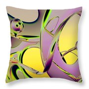 6jkb Throw Pillow
