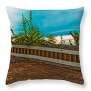 6x1 Philippines Number 432 Tagaytay Panorama Throw Pillow