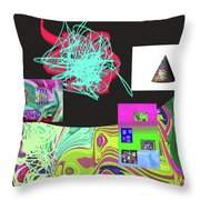 7-20-2015ga Throw Pillow