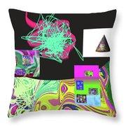 7-20-2015gab Throw Pillow