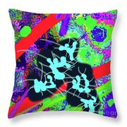 7-30-2015dab Throw Pillow