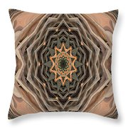 Abstract Series Throw Pillow