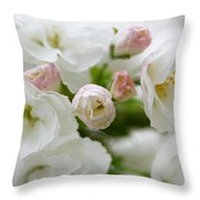 Bloosome Throw Pillow