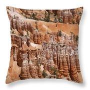 Bryce Canyon - Utah Throw Pillow