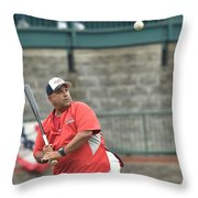 Maryland State Throw Pillow