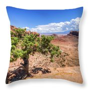 Moab Throw Pillow