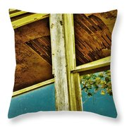 One Country Farmhouse Throw Pillow