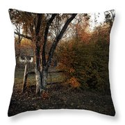 Pirogovo Throw Pillow