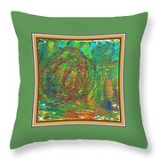 Software Computer Abstract Arts  Throw Pillow