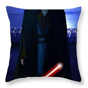 Star Wars Heroes Poster Throw Pillow