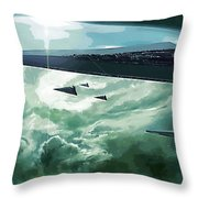 Star Wars Print And Poster Throw Pillow