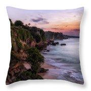 Tegal Wangi - Bali Throw Pillow