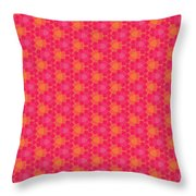Arabesque 055 Throw Pillow