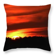 7.27 Am 9-11-2017 Two  Throw Pillow