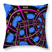 73395 - 11eb3 Throw Pillow