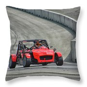 2014 Mazda Exocet Throw Pillow