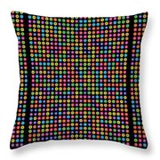 768 Digits Of Pi Up To Feynman Point, E And Phi Throw Pillow