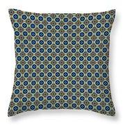 Arabesque 038 Throw Pillow