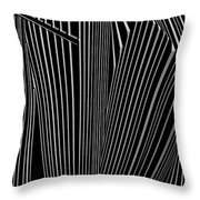 777a005 Throw Pillow