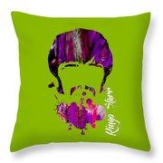 Ringo Starr Collection Throw Pillow