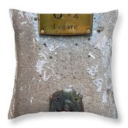 8 1/2 Legare Throw Pillow