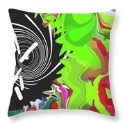 8-11-2015c Throw Pillow