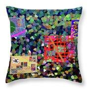 8-12-2057l Throw Pillow
