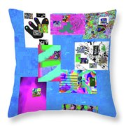 8-8-2015babc Throw Pillow