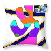 8-8-2057o Throw Pillow
