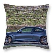 #bmw #m4 #gts #print Throw Pillow by ItzKirb Photography