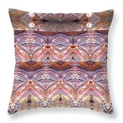 Desert Painting Throw Pillow