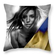 Eva Longoria Collection Throw Pillow