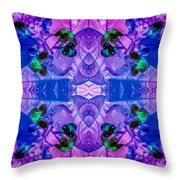 Hawaiian Plant Series Throw Pillow