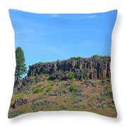 Idaho Landscape Throw Pillow