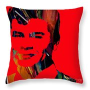 Ritchie Valens Collection Throw Pillow