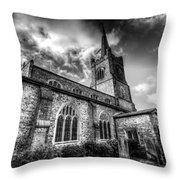 St Andrews Church Hornchurch Throw Pillow