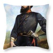 Stonewall Jackson Throw Pillow by Granger